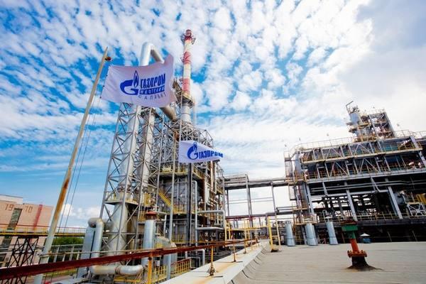 """""""Газпром"""" и Shell решили основные вопросы по созданию СП"""