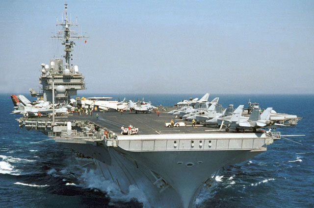 Жесть в Японском море. Как советские подводники авианосец таранили