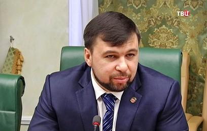 Пушилин обвинил западные спецслужбы в причастности к убийству Захарченко