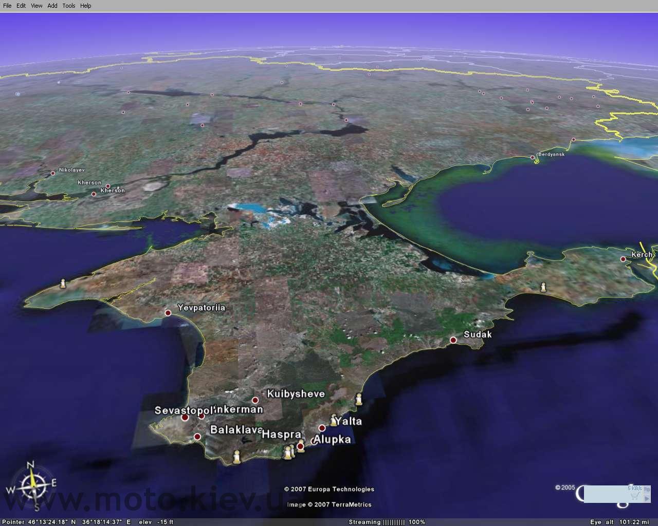 Остров Крым или очередной ма…