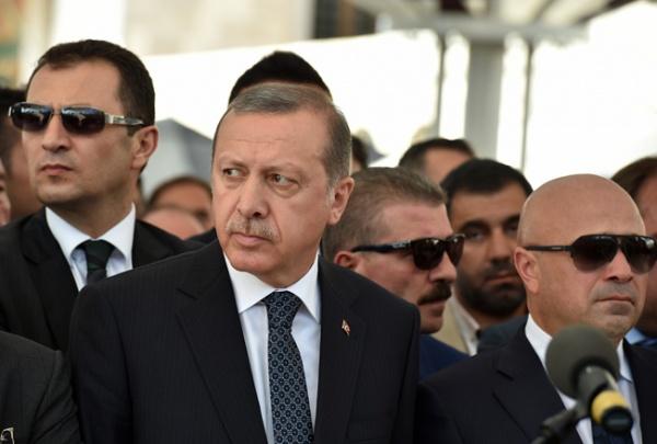США приостановили продажу оружия для охраны Эрдогана