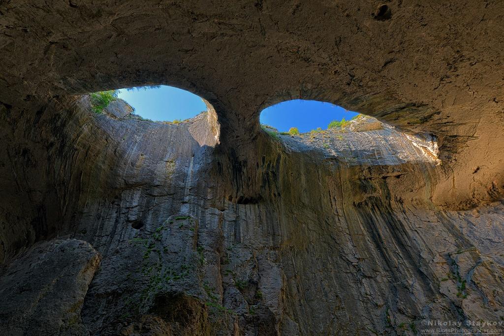 Одна из самых потрясающих пещер нашей планеты