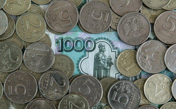 ЦБ: реальный эффективный курс рубля снизился на 7,7% в 2018 году