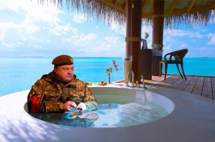 Американцы начали без остановки кошмарить Порошенко