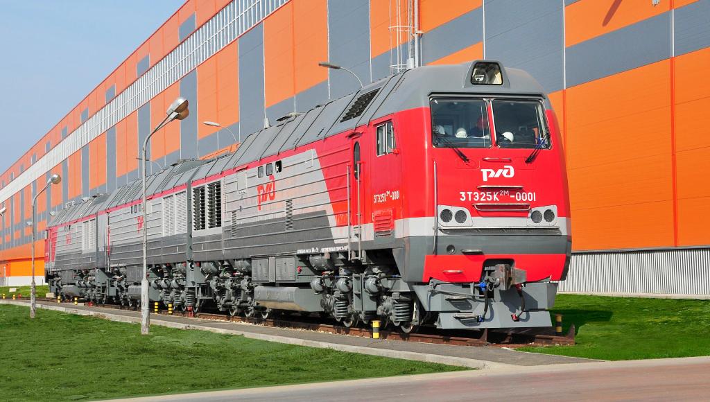Развитие машиностроения в России: появились свои тяговые агрегаты для локомотивов