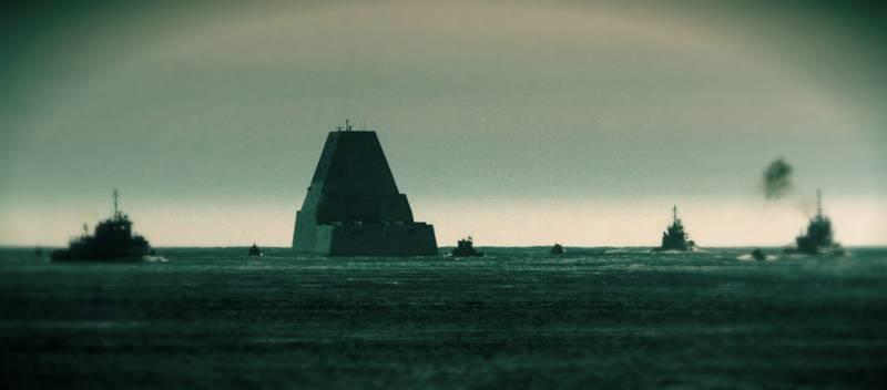 Недоработан, но крайне опасен: «Zumwalt» готовят к новой концепции океанского противостояния