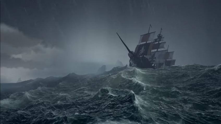 Авторы Sea of Thieves рассказали о системе штормов
