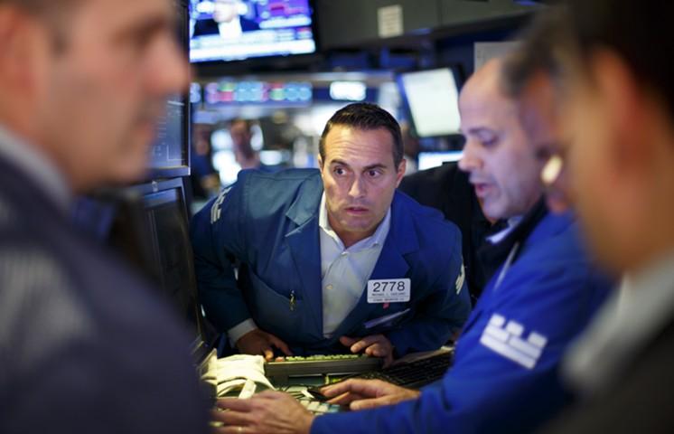 Глобальное бегство от риска по всему спектру активов