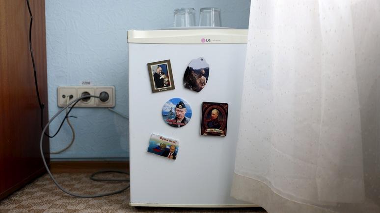 Немцы о санкциях: Русские не променяли Родину на холодильник