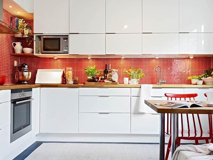 Дизайн кухні в скандинавському стилі