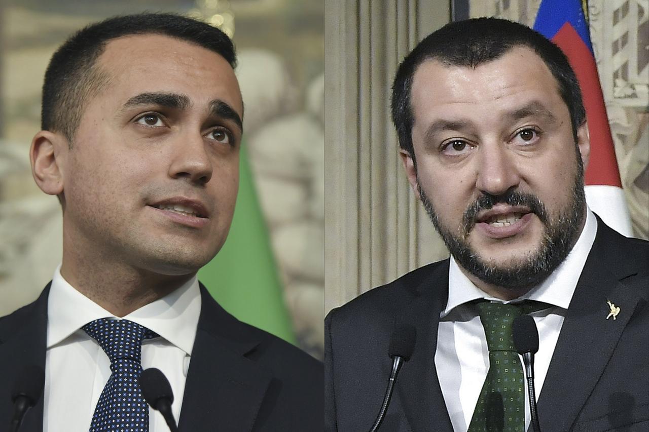 В Италии популисты и правые согласовали программу: хотят отменить санкции против РФ