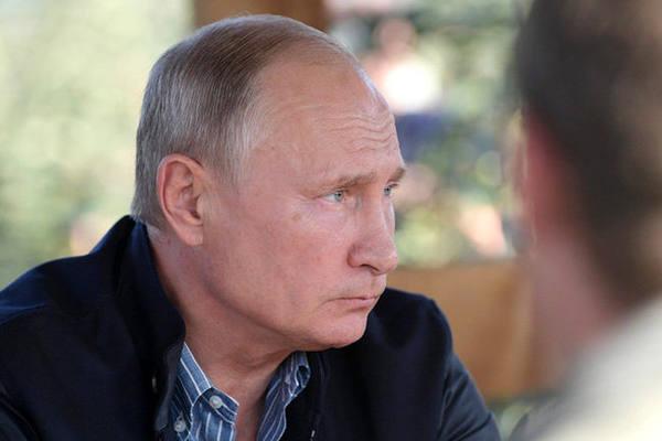 Невзлин: «Путин сейчас — это…
