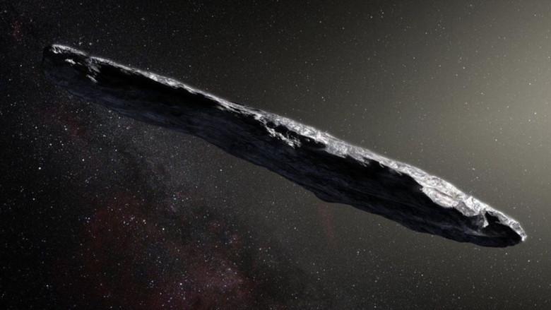 Астрономы обнаружили необычн…
