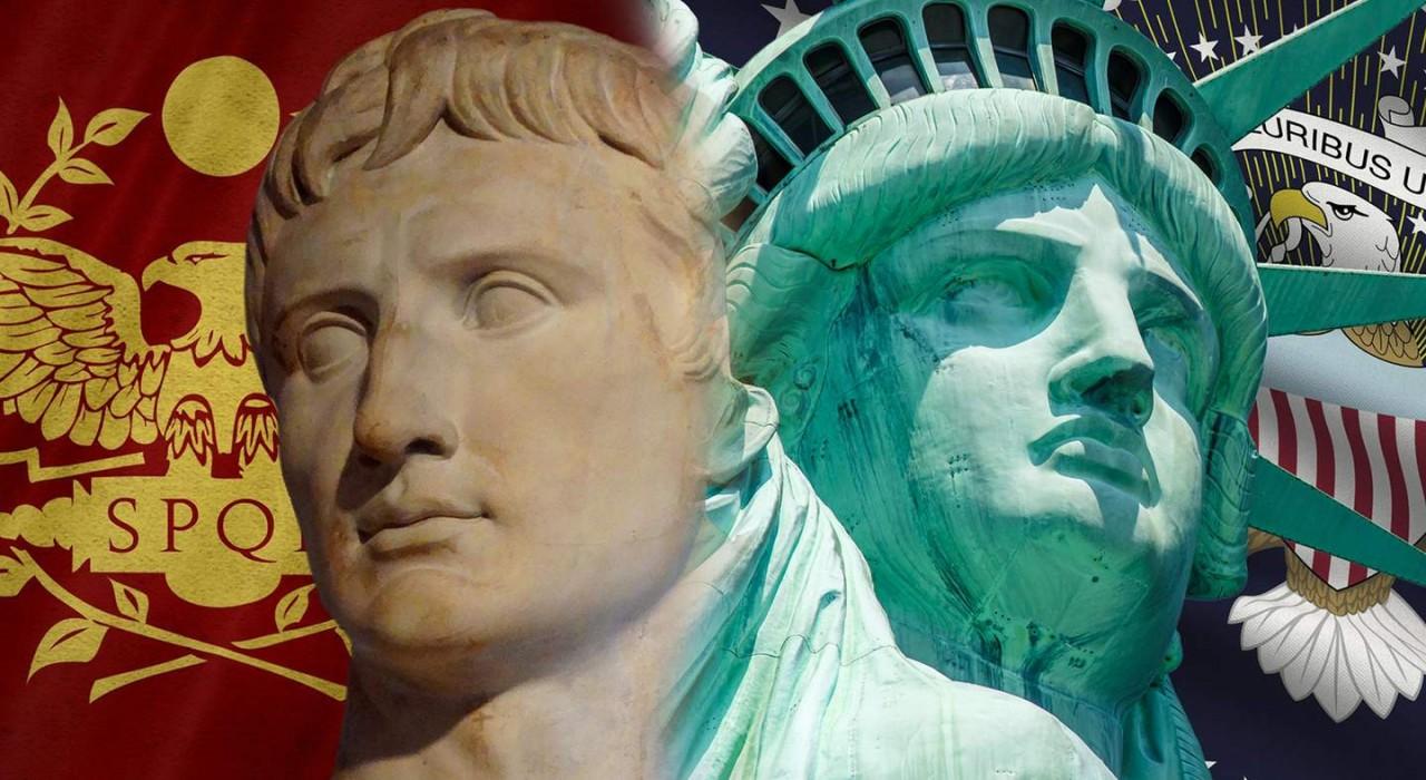 «Упадок империи» Дага Кейси: ждёт ли США судьба Римской империи?