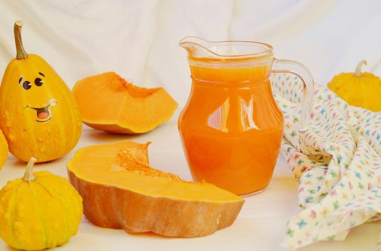 Лечение печени мёдом из тыквы