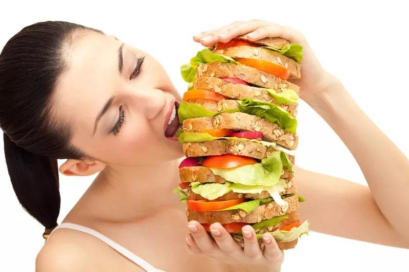 Как обмануть аппетит?