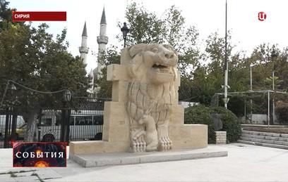 В Сирии приступили к восстановлению пострадавших от ИГ памятников