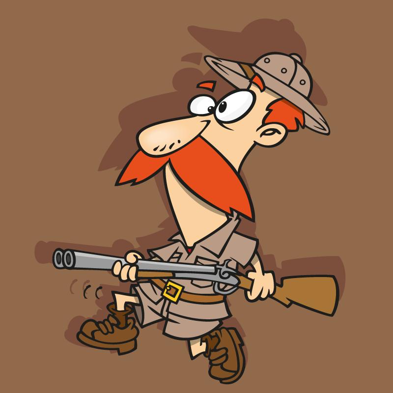 Анекдот про неудачливого охотника, попавшего клюбопытному доктору