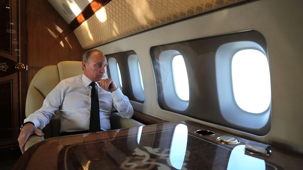 Путин лично нарушил воздушное пространство Эстонии