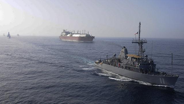 В МИД рассказали об отправке в США трех танкеров с российским СПГ