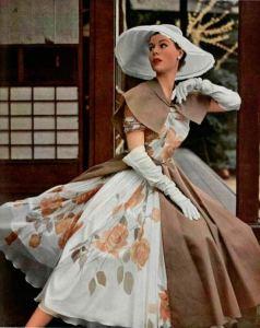 Мода 50-х годов: эпоха стиля Нью-лук.
