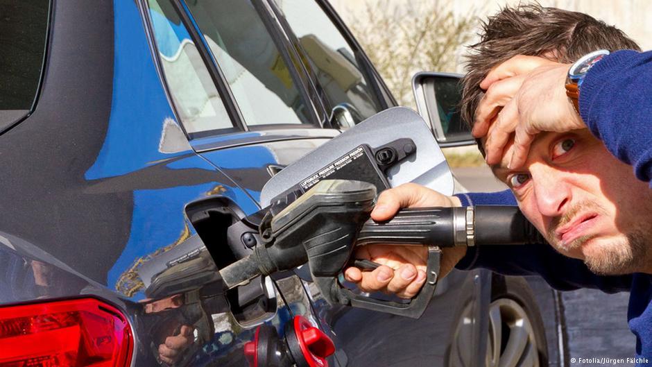 """За """"паленое"""" топливо будут взимать миллионные штрафы"""