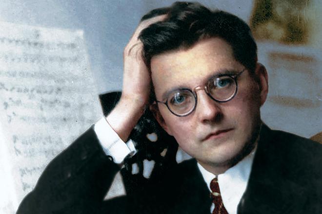 5 баек про Дмитрия Шостаковича
