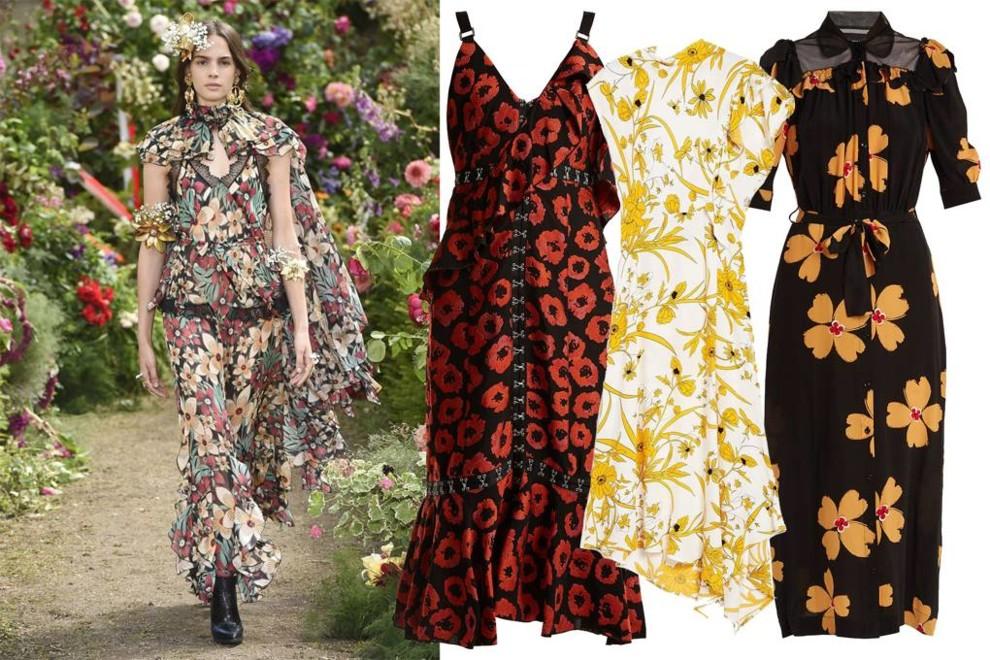 Главные платья этого лета — 5 ключевых тенденций