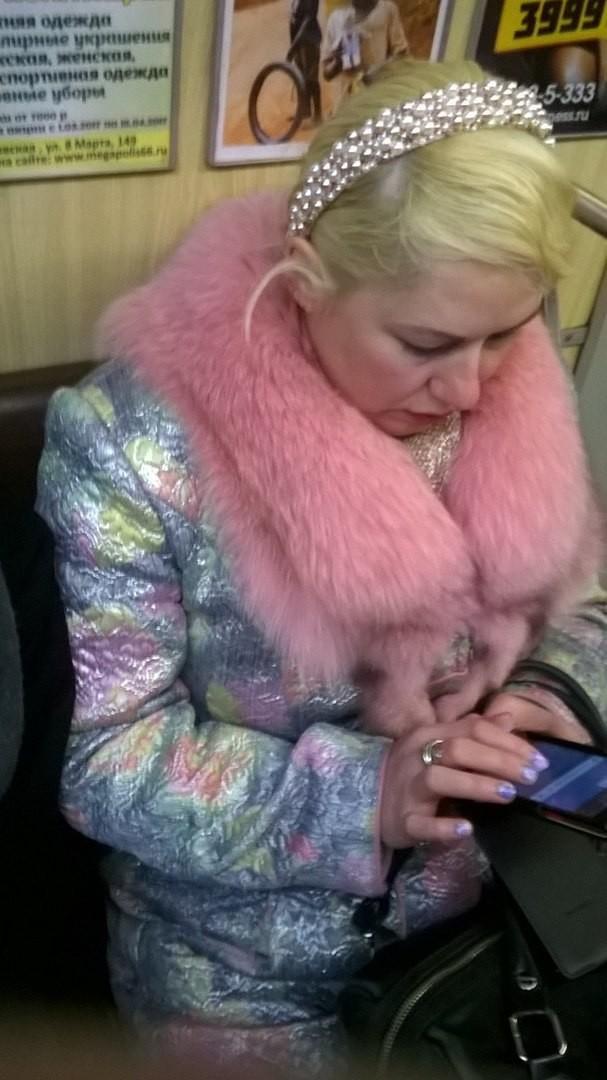 3. Барби по-русски мдники, метро, смешно, фото