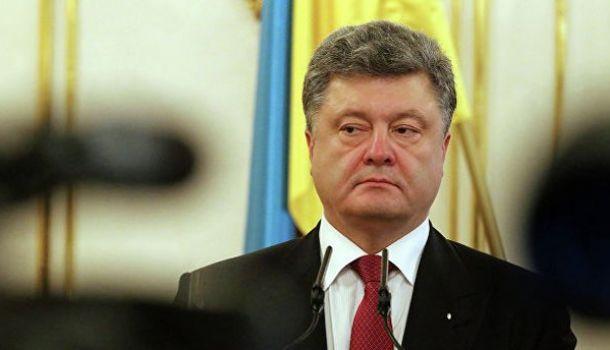 Закат президентства Порошенк…