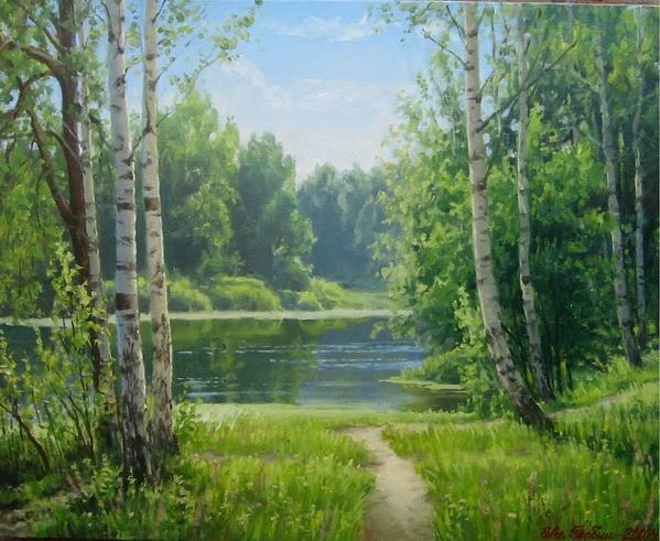 Бобин Е.М. Лесные красавицы