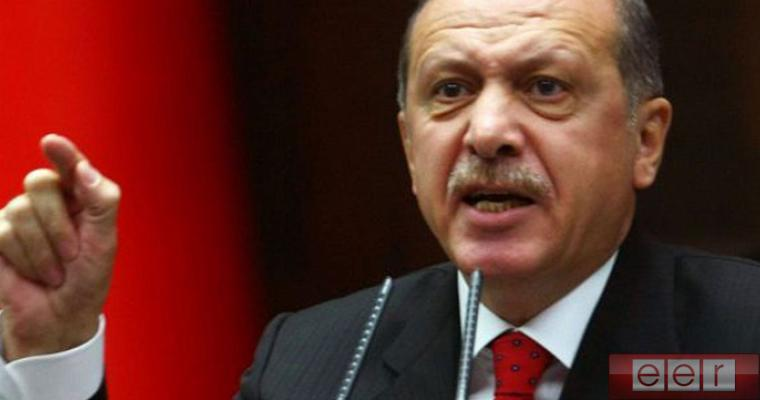 Эрдоган обвинил во лжи представителей ЕС