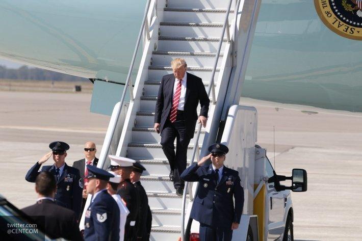 Трамп раскритиковал журналис…