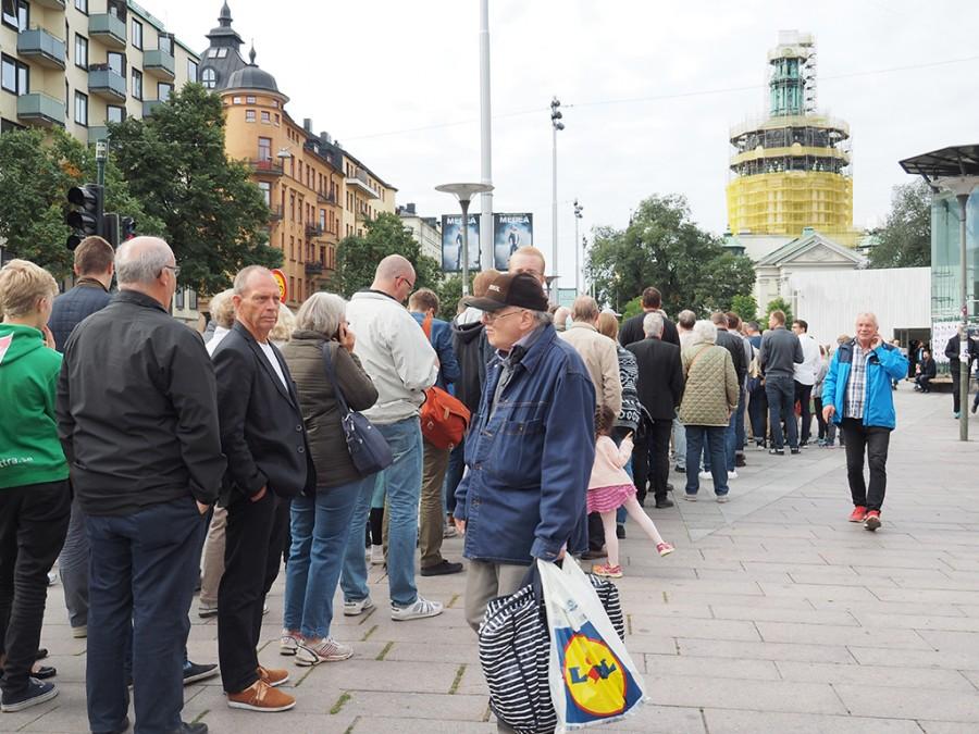 Откровения россиянина о Швеции