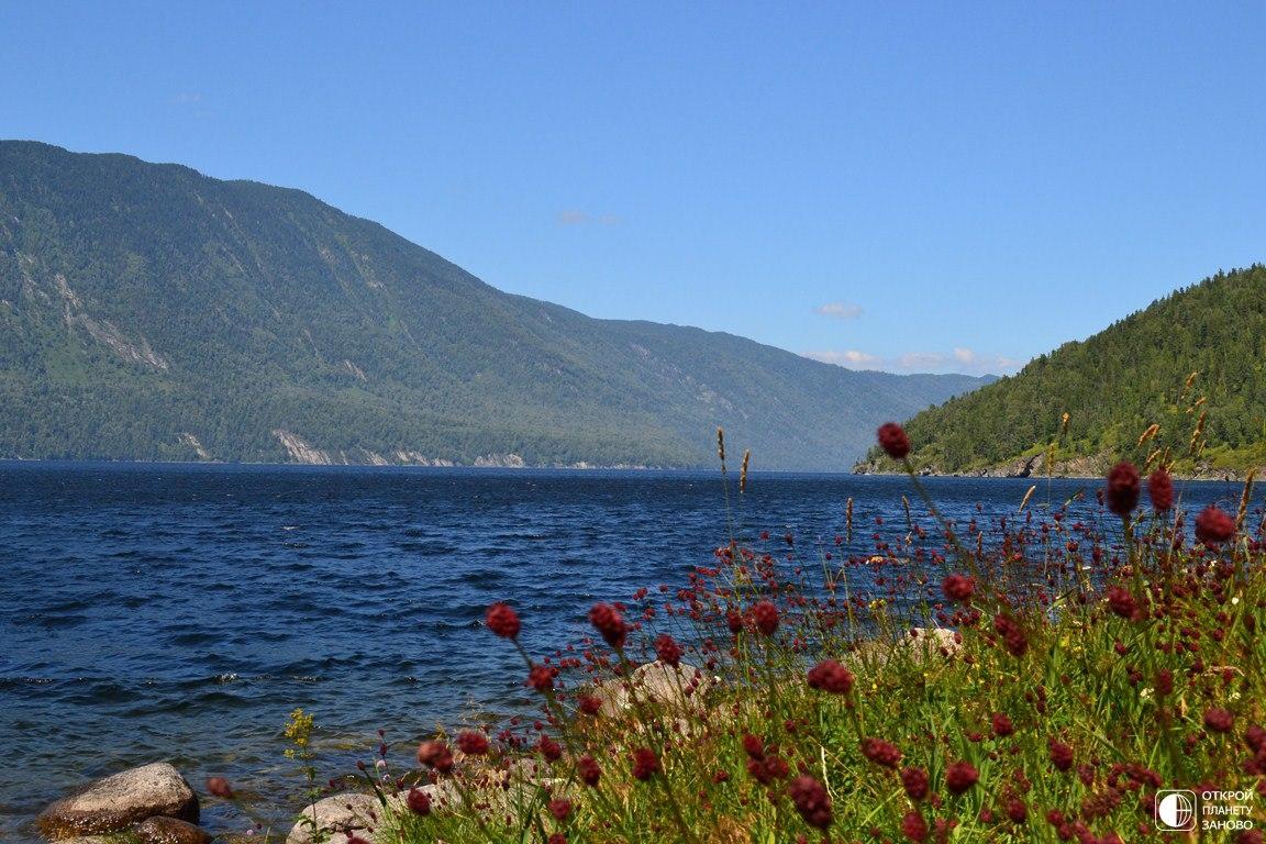 Телецкое озеро – младший брат Байкала