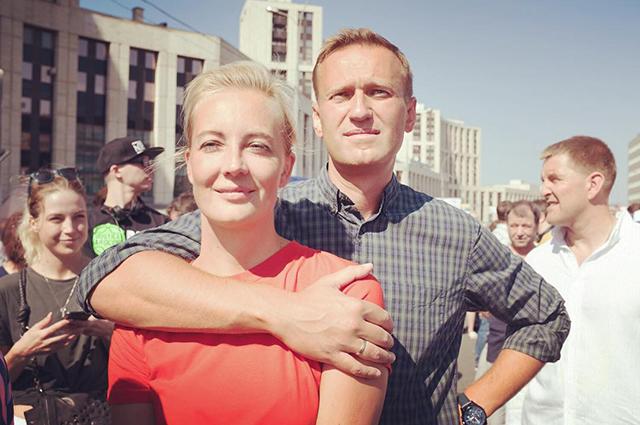 Алексей Навальный посвятил т…