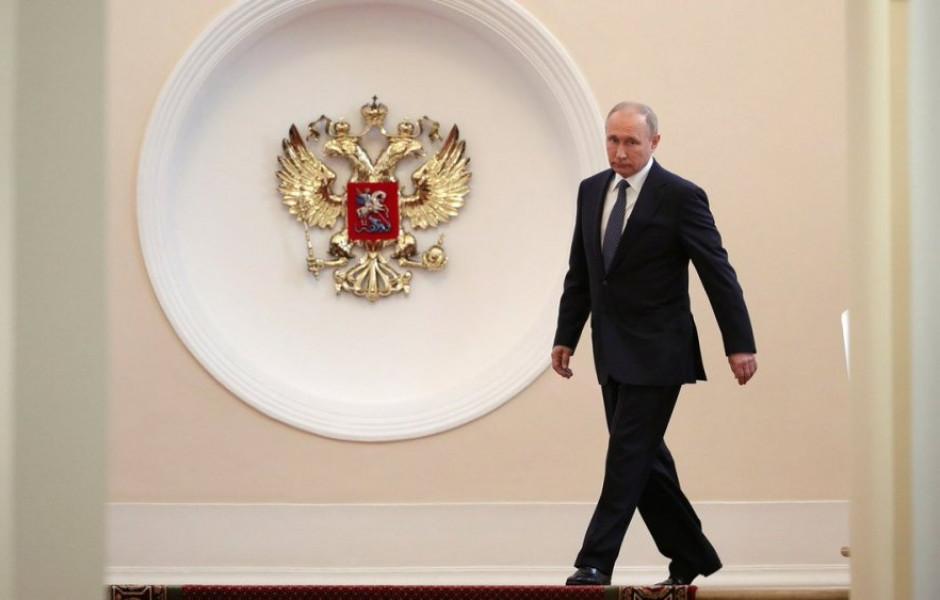 Путина встретили в Буэнос-Ай…