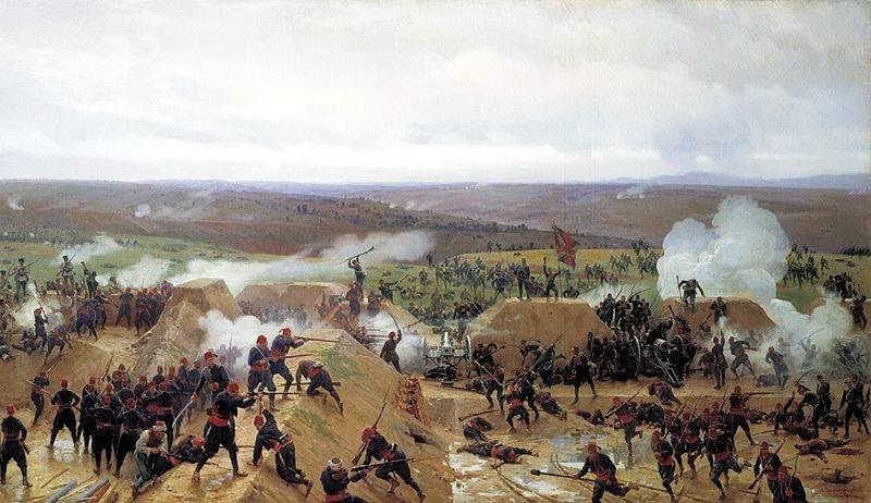«Константинополь должен быть наш...» 140 лет назад Россия объявила войну Турции