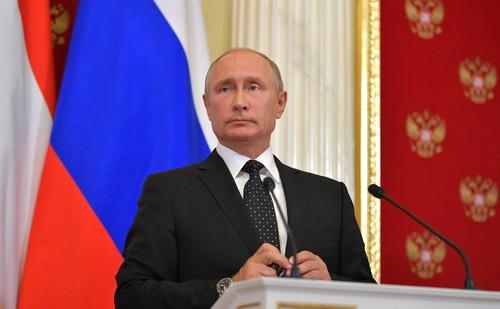 """Путин о сбитом Ил-20:  """"это …"""