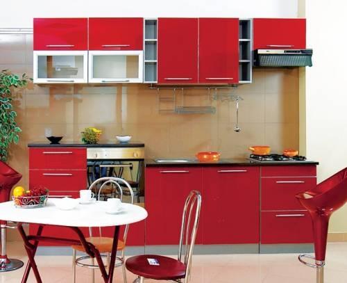 кухня 5 кв м дизайн