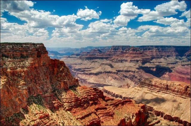 Большой Каньон – чудо природы или карьерная выработка?