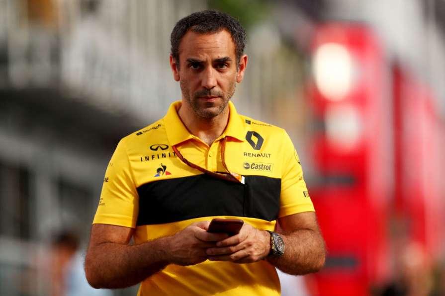 Руководитель Renault: «В пер…