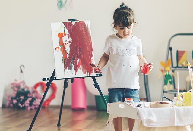 Почему дети совсем не такие творческие существа, какими мы их считаем