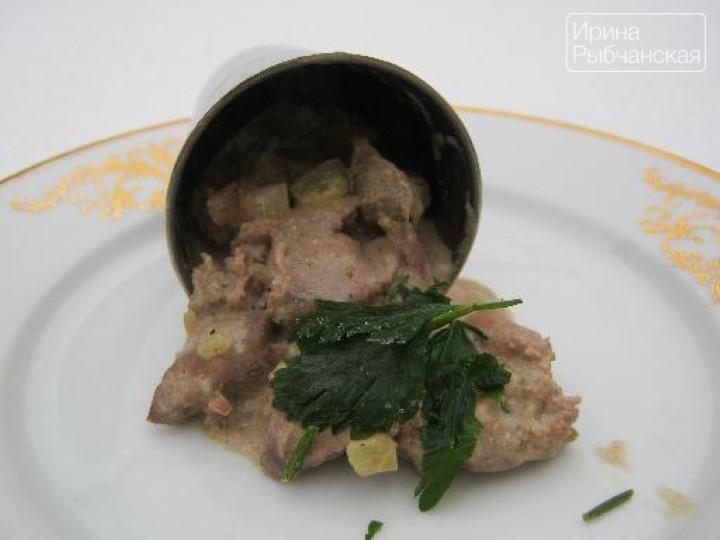 Куриная печень жареная с луком — рецепты для жизнерадостных гурманов
