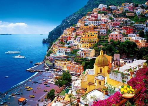 «Неаполь — райский цветок.
