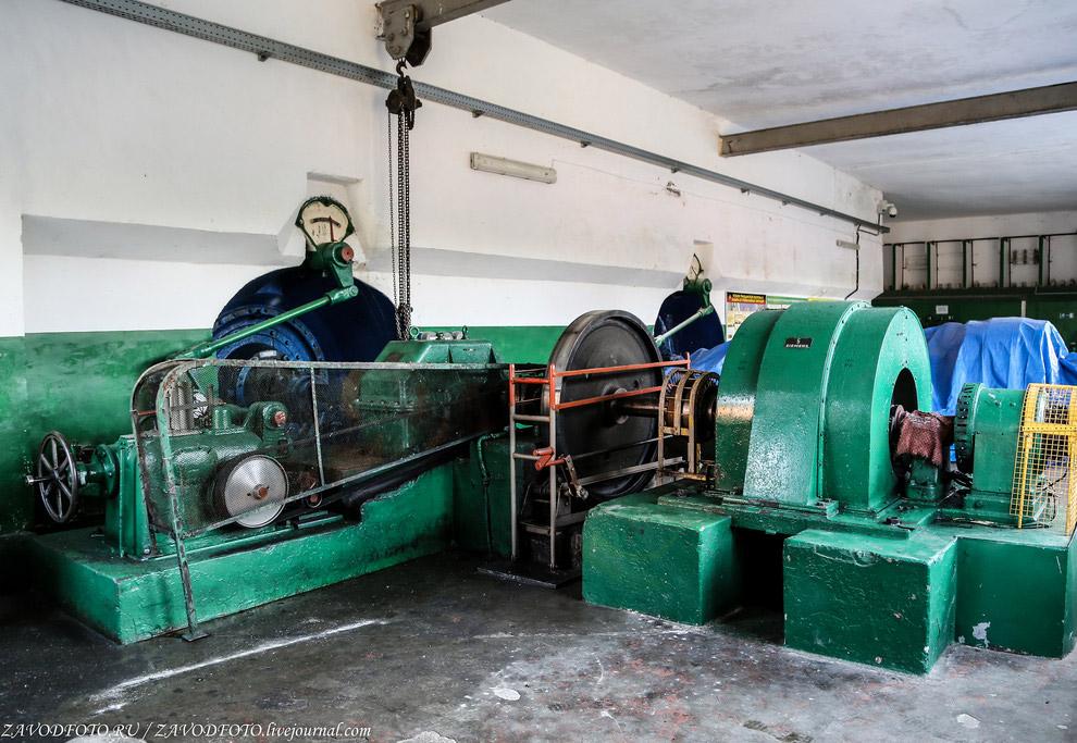 Экскурсия по одной из самых необычных ГЭС России
