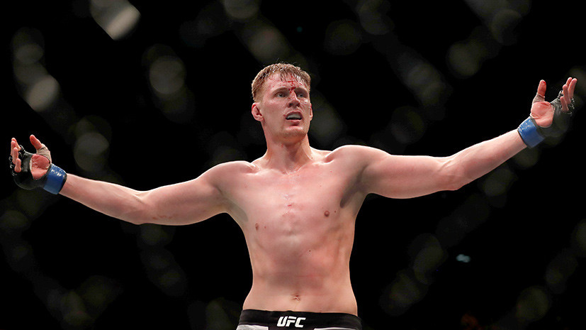 В компании Нурмагомедова и Макгрегора: российский боец Волков проведёт свой следующий бой на турнире UFC 229