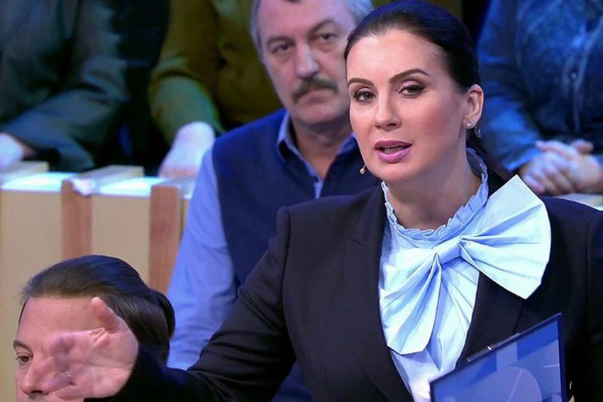 Первый канал решил судьбу набившей оскомину Екатерины Стриженовой