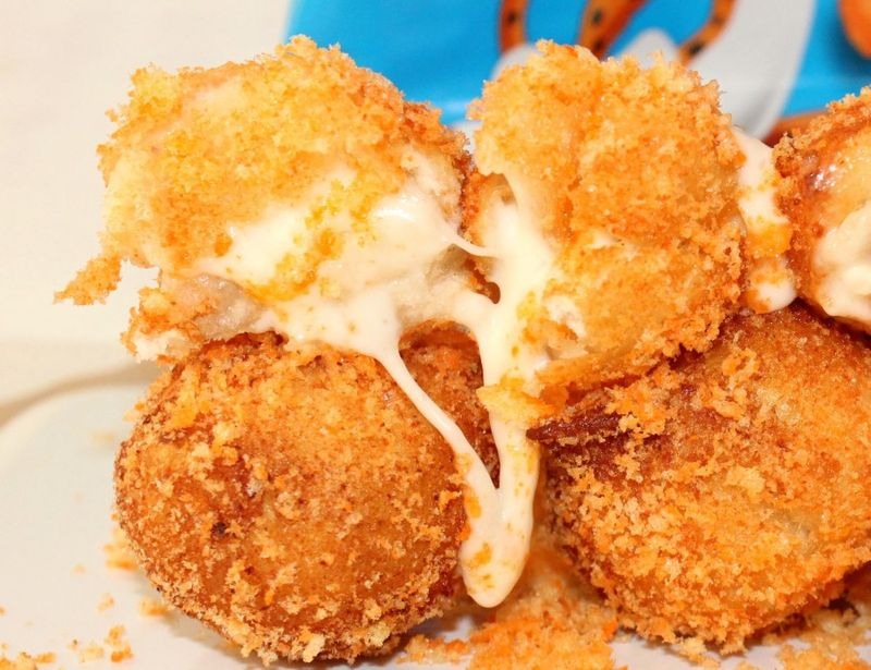 Самые вкусные блюда с сыром