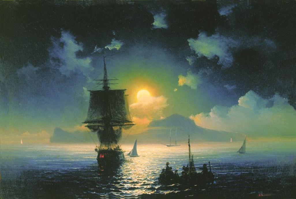 Картины Ивана Константиновича Айвазовского (4)
